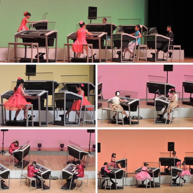 エレクトーンフェスティバル 大村楽器店別大会